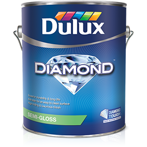 Dulux Water Based White Paint