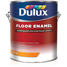 Water-based Floor Enamel