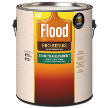 Flood Pro Series Semi-Transparent