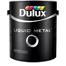 Dulux Liquid Metal