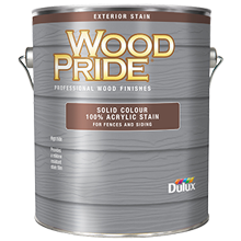 WoodPride Solid Siding Stain
