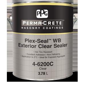 Dulux perma crete plex seal exterior clear sealer - Exterior concrete block finishes ...