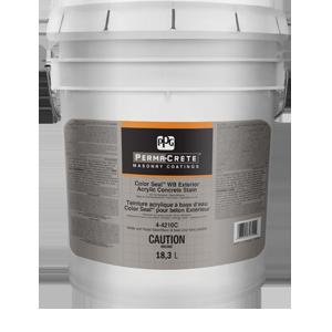 Dulux perma crete color seal concrete stain - Exterior concrete block finishes ...