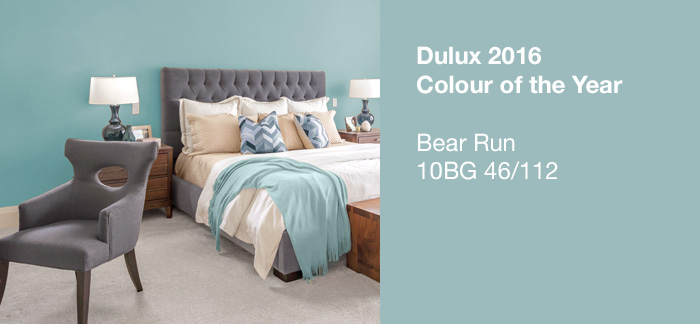 Bedroom Colour Catalogue dulux - 2016 colour trends
