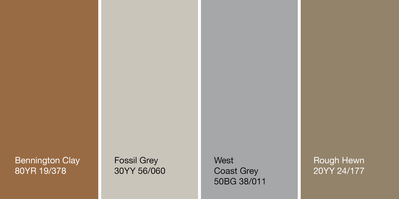 Dulux Exterior Paint Selection Dulux Paint Colours On Pinterest Dulux Grey Pa